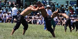 1. Yuntdağı Yağlı Güreş Fesitvali