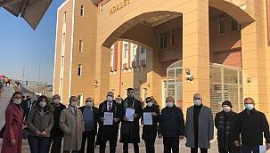 CHP'den Yunusemre Belediyesi Hakkında Suç Duyurusu