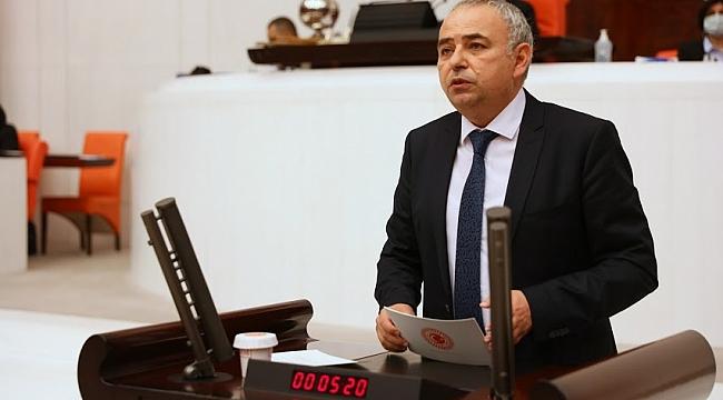 """CHP'li Bakırlıoğlu: """"Tarım Kredi altın buldu, çiftçi icralık"""""""