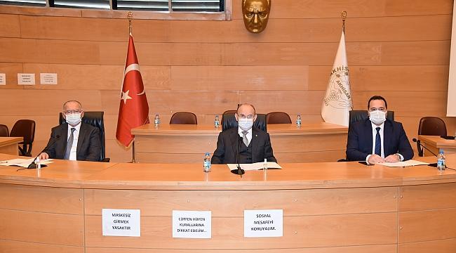 OSB'de Toplantı